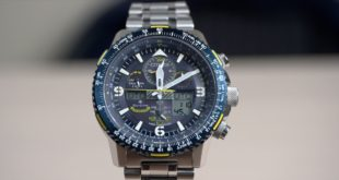 แกะกล่อง – Citizen Promaster Blue Angels